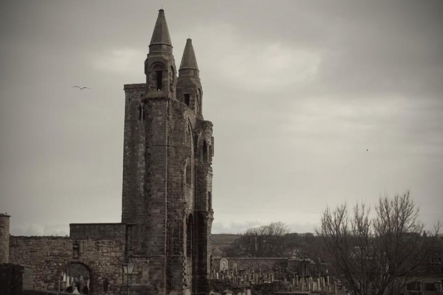 St. Andrews Graveyard